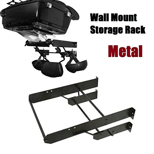 Wall Mount Storage rack storage For Harley Touring Ultra Classic CVO...