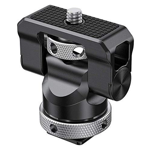 SMALLRIG Monitor Mount Monitorhalterung mit Cold Shoe Adapter - BSE2346