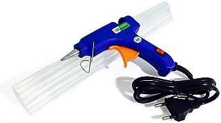 20W Hot Melt Glue Gun with 10pcs 7.5mm x250 mm Glue stick industrial Mini Gun [TE-HT001-02]