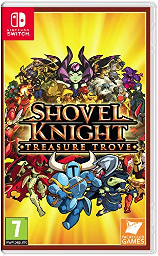 Shovel Knight: Treasure Trove - Nintendo Switch [Importación inglesa]