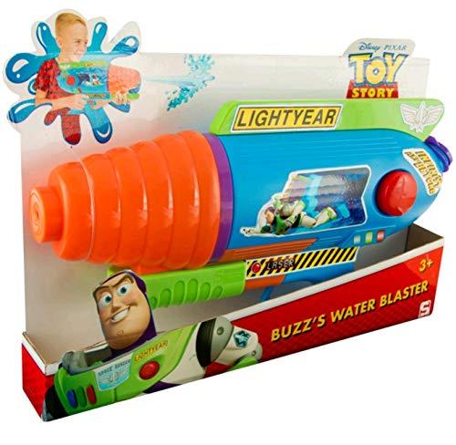 disney water blasters Sambro Toy Story Water Gun, Multi-Colour (DTS-3399)