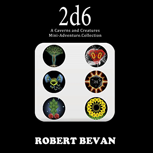 2d6 (Caverns and Creatures) cover art