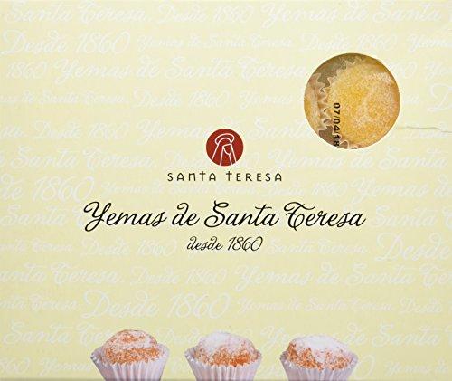Santa Teresa Yemas - 3 Paquetes de 140 gr - Total: 420 gr