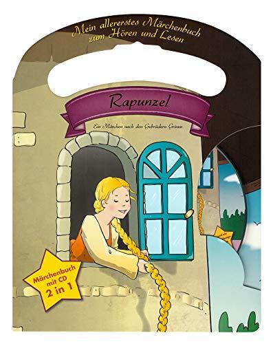 Mein allerliebstes Märchenbuch Rapunzel mit Tragegriff und Audio CD