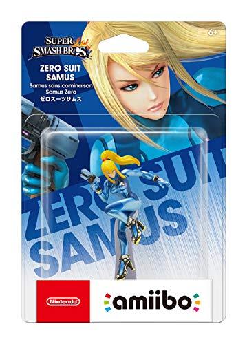 Nintendo amiibo Super Smash Bros. – zero suit samus (Nintendo Wii U/3DS) [Japan Import] - 2