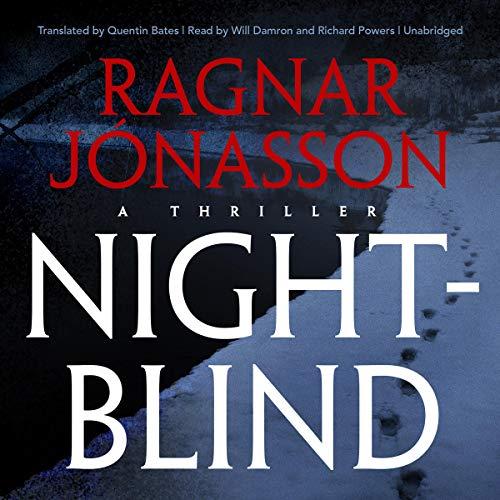 Nightblind audiobook cover art