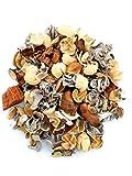 Deko Potpourri Getrocknete Blumen Vanille Duft Raumduft Raumdeko Blüten Natur Dofta