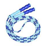 Springseil, weiches Perlen-Springseil,Fitness-Springseil für Kinder, Männer und Frauen,...