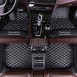 Custom Car Floor Mats for BMW, All Weather Protection for BMW Floor Mats, Waterproof Non-Slip Customize Text or Patterns for BMW X1 X2 X3 X4 X5 X6 X7 1 2 3 4 5 6 7 8 Series Car Mats Black Beige