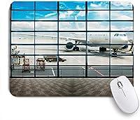NIESIKKLAマウスパッド 現代のトンボにインスパイアされたスローガン ゲーミング オフィス最適 高級感 おしゃれ 防水 耐久性が良い 滑り止めゴム底 ゲーミングなど適用 用ノートブックコンピュータマウスマット