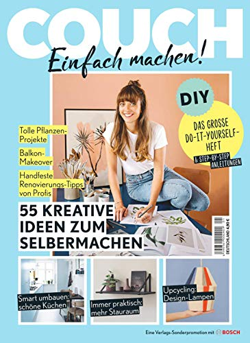 Couch DIY Sonderheft 1/2019