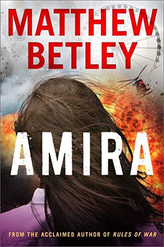 AMIRA: A Logan West Universe Thriller