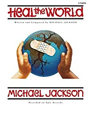 Heal the World: Five Finger Piano (Sheet) by Michael Jackson (2009-01-07)