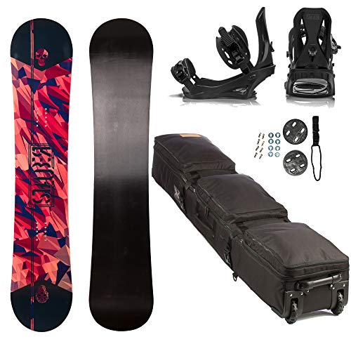STAUBER Summit Snowboard