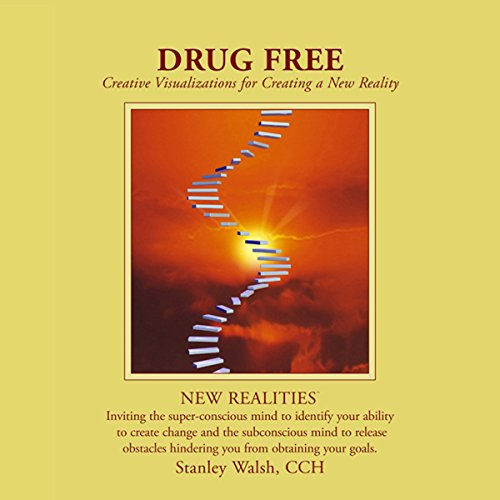 New Realities: Drug Free audiobook cover art