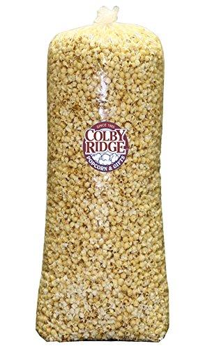 Kettle Popped Popcorn 188 oz. (Bulk 18 Gal. 288 Cups)