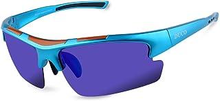 DUCO Polarized Designer Fashion Sports Sunglasses for