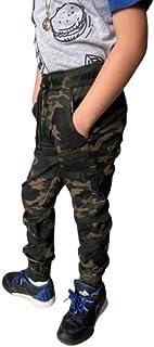 Generico Pantalón Jogger niño Camuflaje