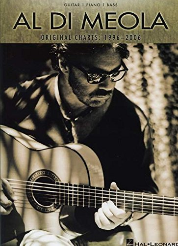 Al di meola - original charts: 1996-2006 guitare