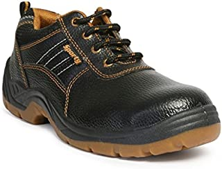 Hillson Sporty Safety Shoes, Size 9