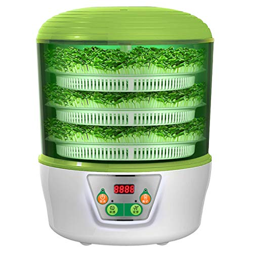 UYT Three-Layer Intelligent Germination Machine Grow Automatic Bean Sprouts Green