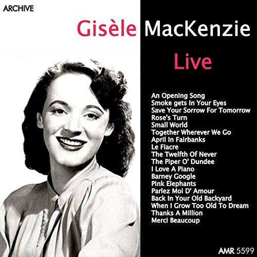I Love a Piano, / Barney Google / Pink Elephants (Medley) (Live)
