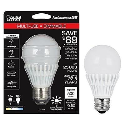 Feit BPAG500DM/LED A19 Semi Omni LED