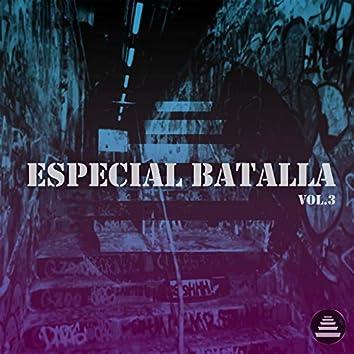 Especial Batalla, Vol. 3