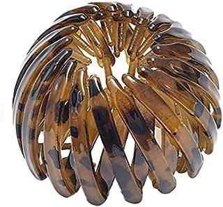 ExH Paardenstaarthouder, 1 stuks, haarspelden in de vorm van een vogelnest, haarspelden, geometrische haarstrikken in vint...