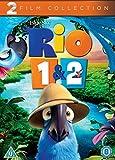 Rio 1 & 2 (2 Dvd) [Edizione: Regno Unito] [Edizione: Regno Unito]