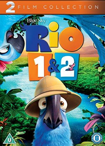 Rio/Rio 2 [DVD]