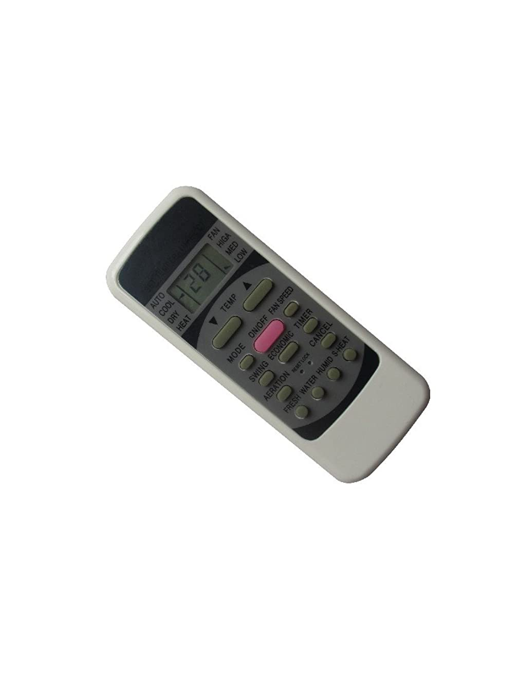 Hotsmtbang Replacement Remote Control For Senville SENL-09CD SENL-12CD SENL-18CD SENL-24CD AC Air Conditioner