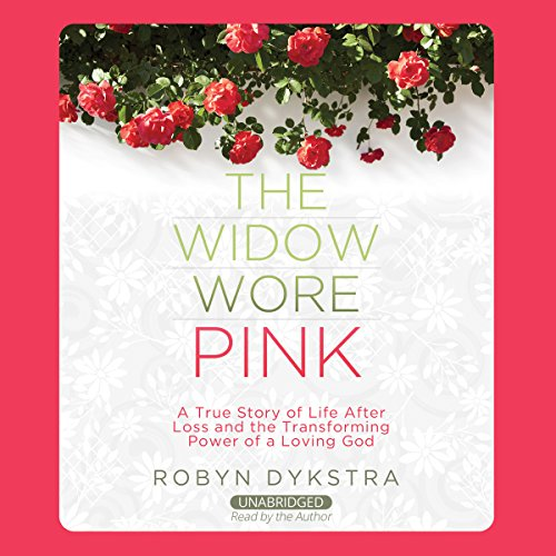 The Widow Wore Pink audiobook cover art