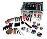 B-221 By Cameo Collection Carry All Trunk - Makeup Kit -Makeup,Pedicure,manicure