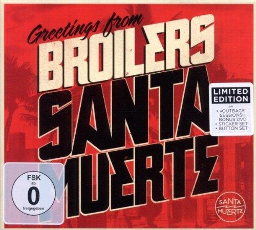 Santa Muerte Limited Box Set (CD+DVD inkl. Digipak und Fanartikel)