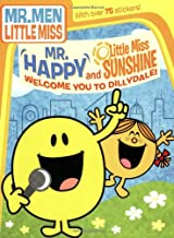 Mr. Happy and Little Miss Sunshine Welcome You to Dillydale! (The Mr. Men Show)