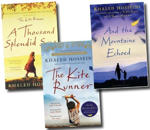 Khaled Hosseini Collection 3 Books …