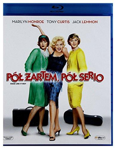 A qualcuno piace caldo [Blu-Ray] [Region Free] (Audio italiano. Sottotitoli in italiano)