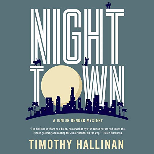 Nighttown audiobook cover art