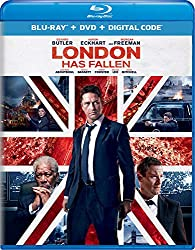 blu-ray cover for London Has Fallen from Universal