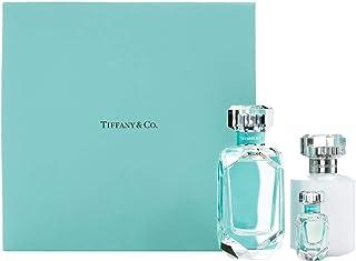 Tiffany & Co Eau De Parfum presentset, Eau De Parfum 75 ml, Eau De Parfum 5 ml, parfymerad kroppslotion 100 ml