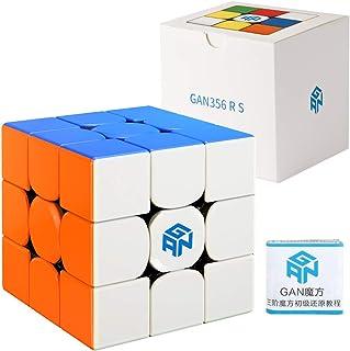 Coogam GAN 356 R S Speed Cube Gans 356R 3x3 Stickerless Gan356 RS 3x3x3 Speedcube GES V3 System