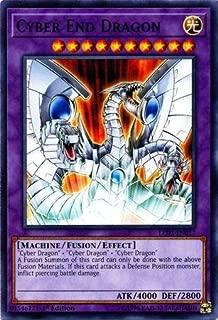 Cyber End Dragon - LED3-EN017 - Common - 1st Edition