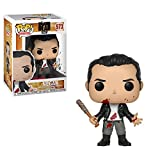 Funko Pop!- 25206 The Walking Dead Negan (Clean Shaven) Figura de Vinilo, Multicolor...