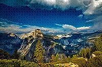 国立公園カリフォルニアUSA大人のためのジグソーパズル1000ピース木製旅行ギフトお土産-Pt-00725