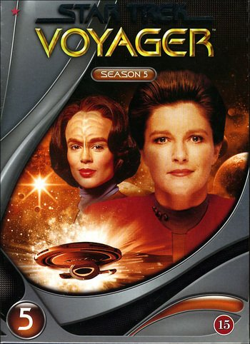 Star Trek - Voyager/Season 5 (7 DVDs)