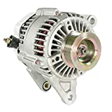 DB Electrical AND0252 Alternator Compatible with/Replacement for Jeep TJ Series, Wrangler 4.0L 4.0 2000 00 / 56041565AA / 121000-3730/12 Volt, CW Rotation, 81 AMP