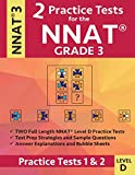 2 Practice Tests for the NNAT Grade 3 NNAT 3 Level D: Practice Tests 1 and 2: NNAT3 Grade 3 Level D Test Prep...