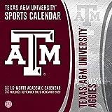 Texas A&M University Aggies 2020 Calendar