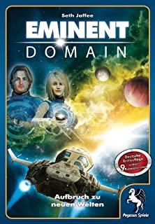 Pegasus Spiele 51890G - Eminent Domain (deutsche Ausgabe) (B006WY1SWW) | Amazon price tracker / tracking, Amazon price history charts, Amazon price watches, Amazon price drop alerts